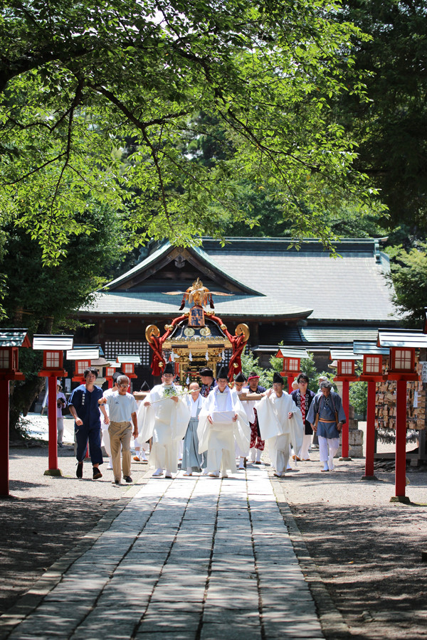 鷲宮八坂祭2015-02
