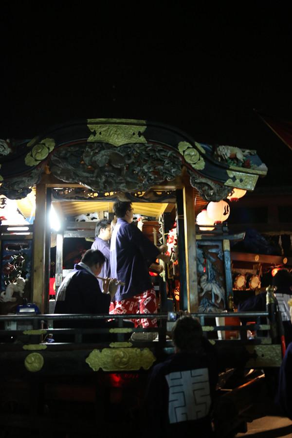鷲宮八坂祭2015-一番太鼓04