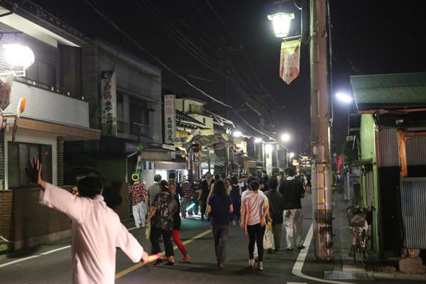 鷲宮八坂祭2015-一番太鼓09