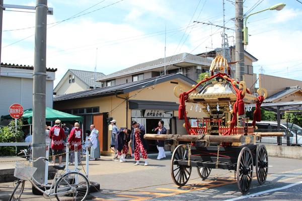 鷲宮八坂祭2015-10