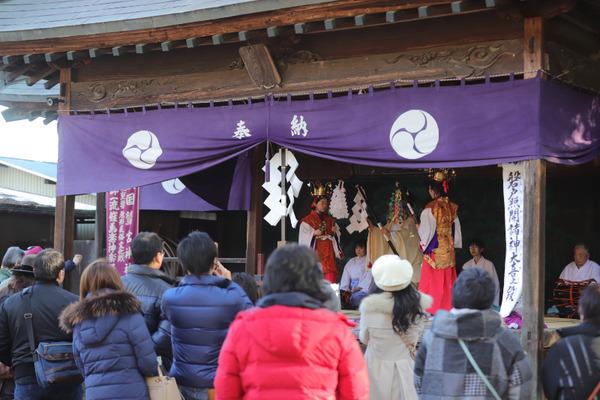 鷲宮神社2019年初売り31