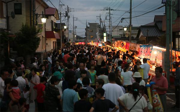 鷲宮の八坂祭り「天王様」2014_12