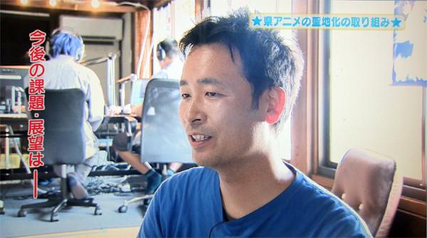 「埼玉県アニメの聖地化の取り組み」テレビ埼玉12