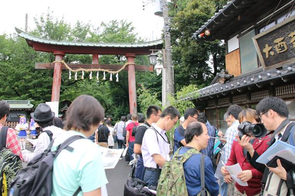 柊姉妹誕生日イベント2015-07
