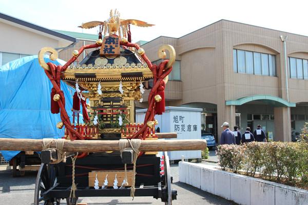 鷲宮八坂祭2015-11