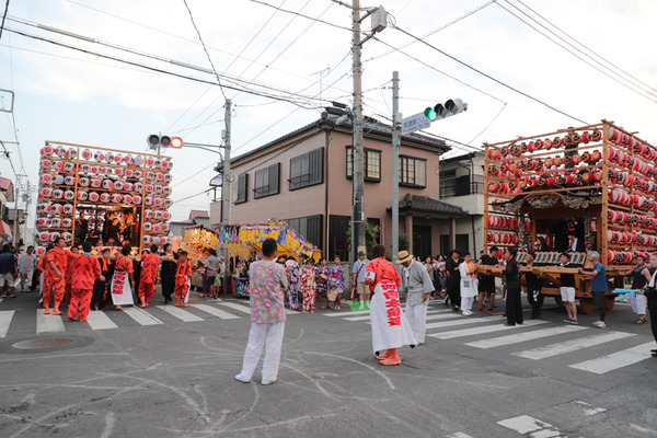 鷲宮 八坂祭2018 11