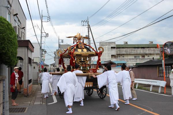 鷲宮八坂祭2015-12