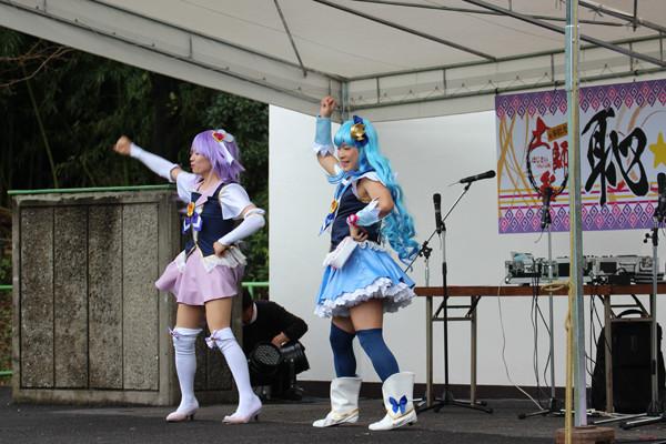 土師祭2014-妖怪うぉっちんぐ