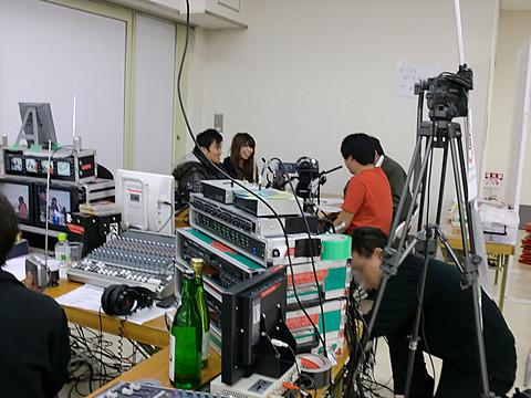 ラジオ鷲宮放送中