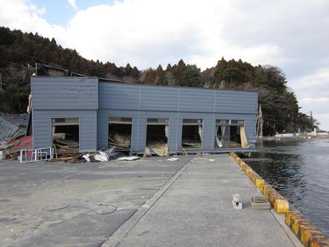 宮城県女川震災被害画像(11年4月3日)21