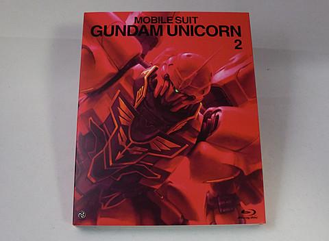 ガンダムUC(ユニコーン)2巻