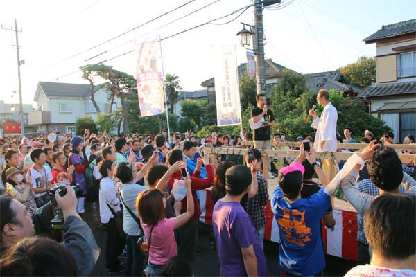土師祭2014 オタクニカルパレードと神谷明