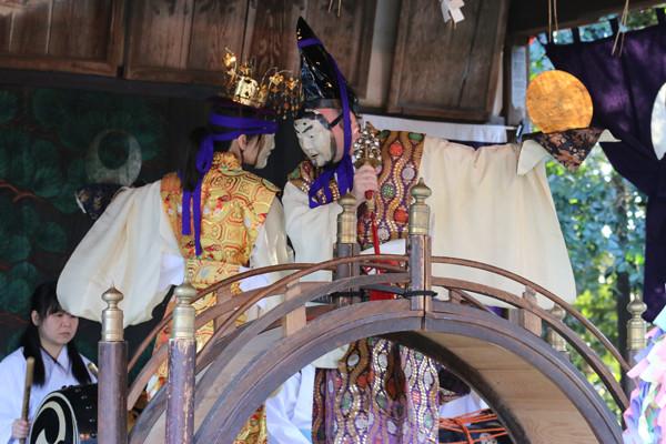 鷲宮神社 年越祭 神楽14
