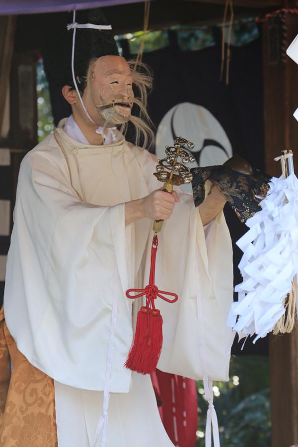 鷲宮神社 年越祭 神楽21
