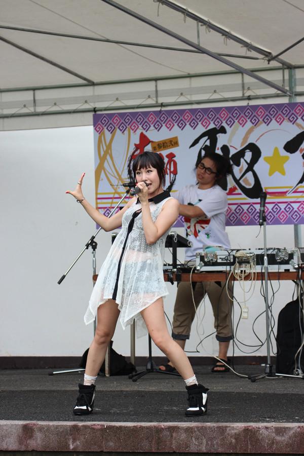 土師祭2014-成田童夢DJ「夢組」ライブ