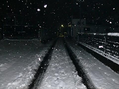 鷲宮の大雪