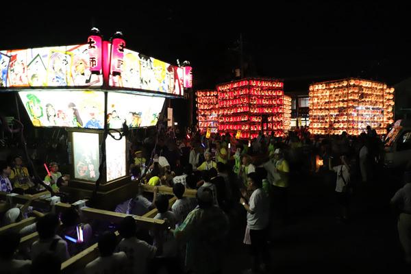 鷲宮 八坂祭2018 23