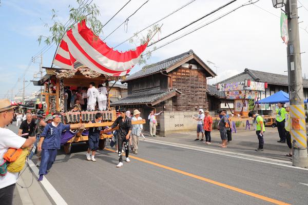 鷲宮 八坂祭2018 8
