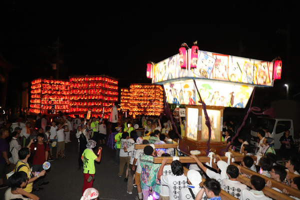 鷲宮 八坂祭2018 25