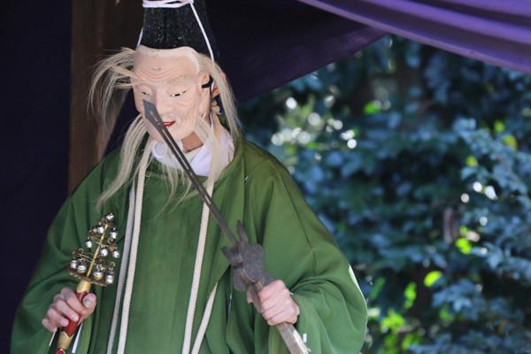 鷲宮神社 年越祭 神楽9
