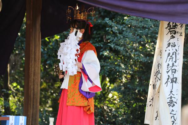 鷲宮神社 年越祭 神楽16