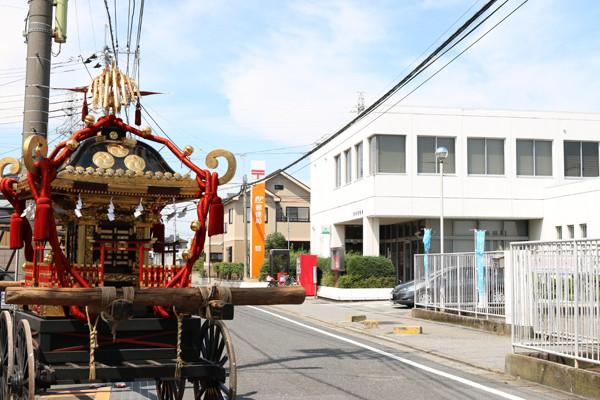 鷲宮八坂祭2015-09