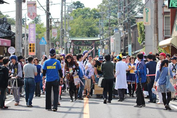 土師祭2014-進撃のOTAKOIソーランパレード