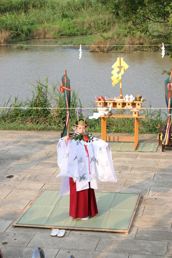鷲宮神社 夏越祭12
