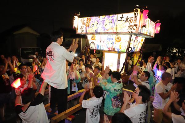 鷲宮 八坂祭2018 26