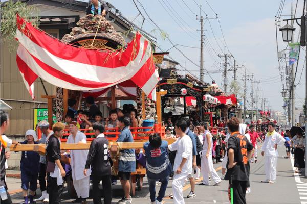 鷲宮八坂祭2019-11