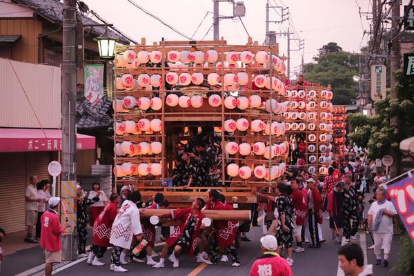 鷲宮 八坂祭2018 16