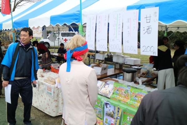 萌フェス「萌輪ぴっく」障害物競走3 久喜マラソン