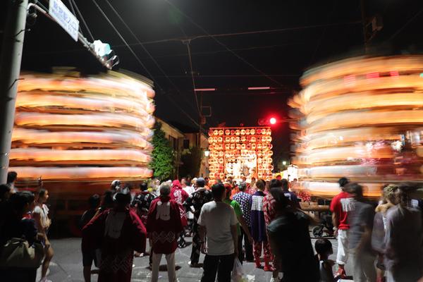 鷲宮 八坂祭2018 32