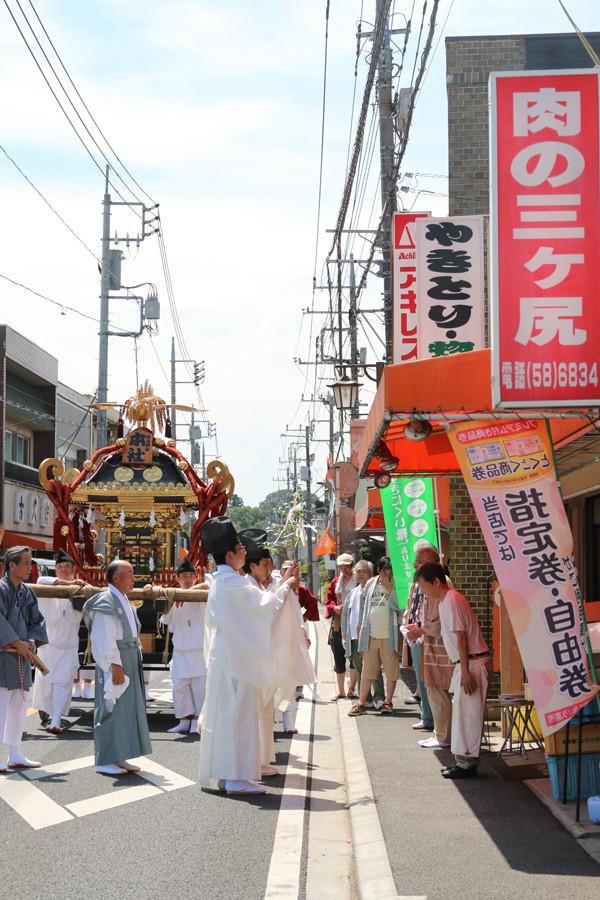鷲宮八坂祭2015-08