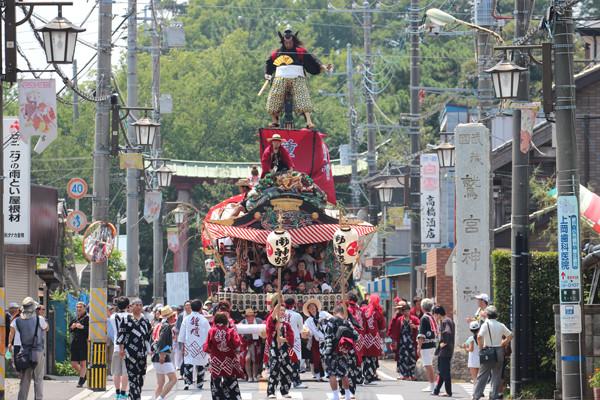 鷲宮の八坂祭り「天王様」2014_04
