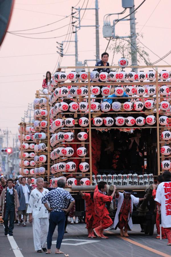 鷲宮の八坂祭り「天王様」2014_10