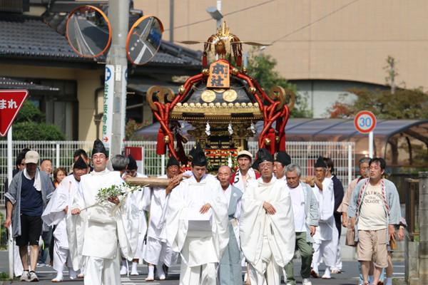 鷲宮八坂祭2015-11-2