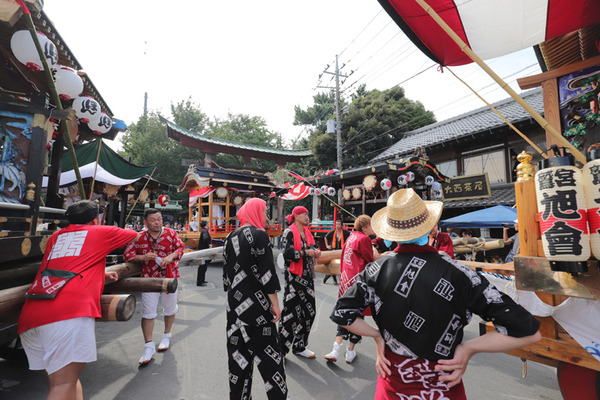 鷲宮 八坂祭2018 9