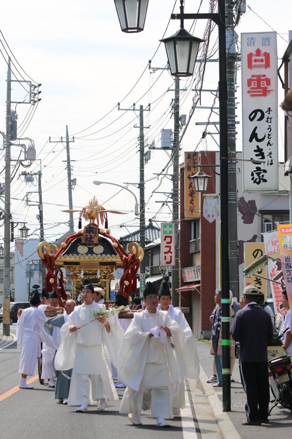 鷲宮八坂祭2015-10-2