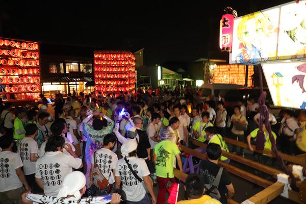 鷲宮 八坂祭2018 27