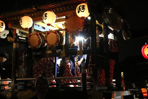 鷲宮八坂祭2015-一番太鼓08