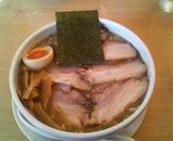 天風の『徳丸麺(大)250g チャーシュー増し』