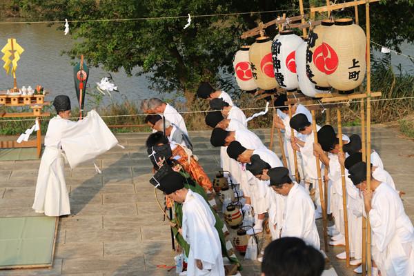 鷲宮神社 夏越祭11