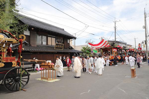 鷲宮 八坂祭2018 1