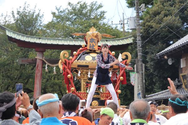 土師祭2016-5-2