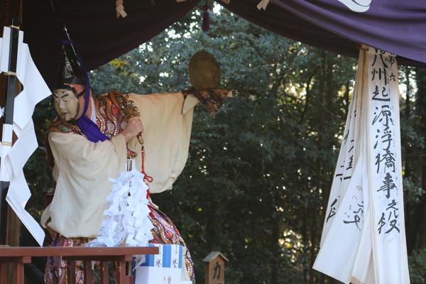 鷲宮神社 年越祭 神楽13