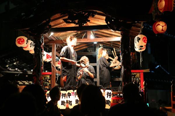 鷲宮八坂祭2015-一番太鼓06-2