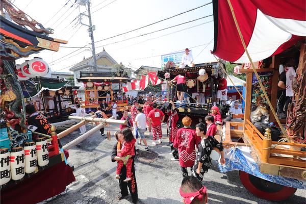 鷲宮八坂祭2019-17