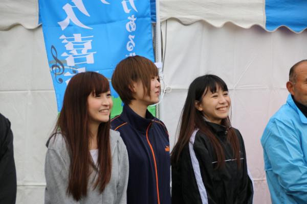 Ring-Trip ゲストランナー 久喜マラソン