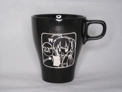 鷲宮SNSマグカップ(ゆずきちゃんver)